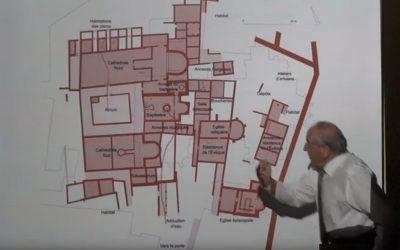 Les fouilles archéologiques de la cathédrale St Pierre de Genève